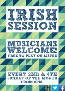 Irish Music Session @ The Harrison | London | United Kingdom